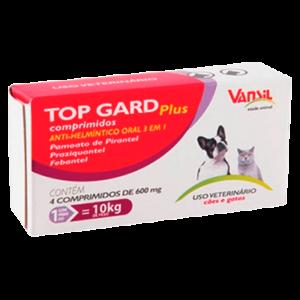 Anti-Helmíntico Vansil Top Gard Plus